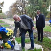 Заходи з нагоди відзначення Дня захисника України та Дня українського козацтва