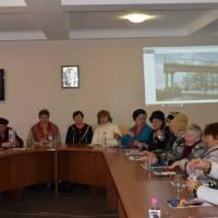 Засідання голів та членів  первинних ветеранських організацій міста Яготин