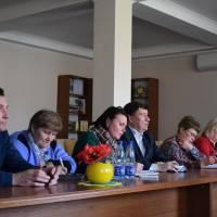 Нарада з директорами загальноосвітніх навчальних та культурно-мистецьких шкіл
