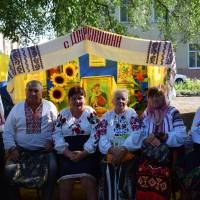 Народні гуляння до свята Дня незалежності України розпочались з першого районного фестивалю вареників!