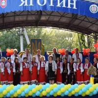 24.08.2018 - IV районний фестиваль «Українська пісня єднає нас»