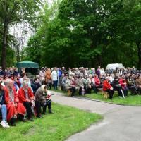 Концертна святкова програма з нагоди відзначення 74-річниці Дня Перемоги у Другій світовій війні