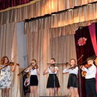 Звітний концерт Яготинської дитячої школи мистецтв