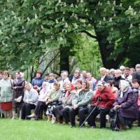 Концертна святкова програма з нагоди відзначення 72-річниці Дня Перемоги