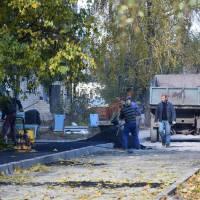 Капітальний ремонт прибудинкових територій