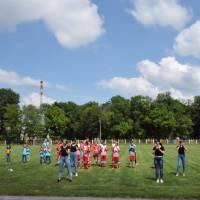 Шостий традиційний дитячий турнір з футболу!