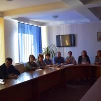 Оперативна нарада з керівниками комунальних підприємств та працівниками апарату міської ради