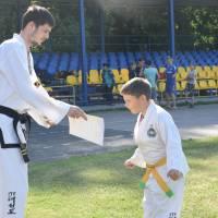 Участь у Чемпіонаті з ТАЕКВОН-ДО серед дітей та молоді
