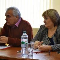 Засідання позачергової тридцять дев'ятої сесії Яготинської міської ради