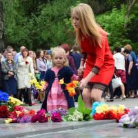 Мітинг-реквієм з нагоди Дня Перемоги над нацизмом у Європі та Дня пам'яті і примирення