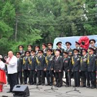 09.05.2018 - Концертна святкова програма з нагоди відзначення 73-річниці Дня Перемоги