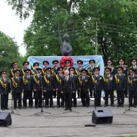 Концертна святкова програма з нагоди відзначення 73-річниці Дня Перемоги