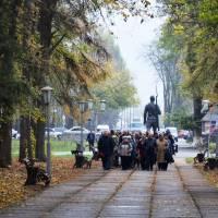 26.10.2018 - 74-та річниця визволення України від фашистських загарбників