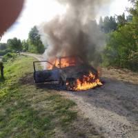 Загораннялегкового автомобіля FORD