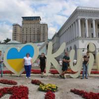 Діти з міста-побратима Келераш (Республіка Молдова) відвідали українську столицю – м. Київ