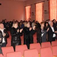 Святковий концерт до Дня працівників житлово-комунального господарства і побутового обслуговування населення