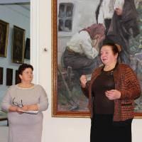 35-річчя від Дня відкриття Картинної галереї