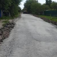 Капітальний ремонт дорожнього покриття