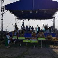 Участь у святкових заходах делегації  Яготинської міської ради