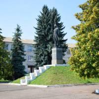 пам'ятник Т.Г. Шевченку