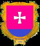 Герб - Яготинська міська рада