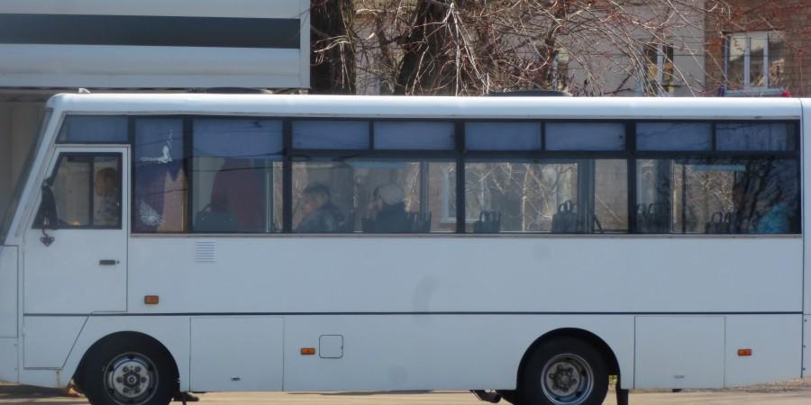 Про рух спеціальних рейсів автобусних маршрутів в місті Яготині