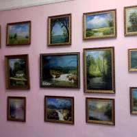 Відкриття виставки картин художника Бардадима А.С.