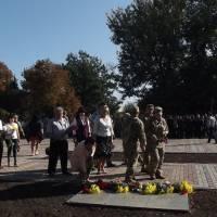 Мітинг-реквієм «Пам'ять про подвиг солдатський незгасна»