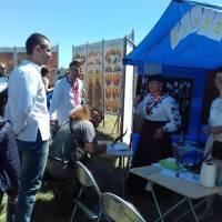 історико-культурний фестиваль-реконструкція «Дике поле. Шлях Європи»