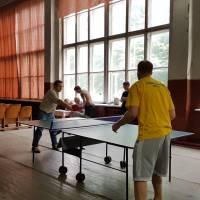 Перемога у фінальних змаганнях спартакіади серед збірних команд державних службовців Донецької області