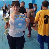 Перемога у фінальних змаганнях спартакіади серед збірних команд державних службовців Донецької області.