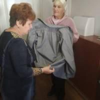 Про роботу територіального центру соціального обслуговування та надання соціальних послуг Великоновосілківського району Донецької області