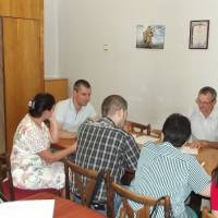 Засідання регіональної робочої групи з питань легалізації заробітної плати та зайнятості населення