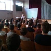 Лекції в рамках правопросвітницького проекту «Я маю право!»