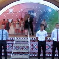 СВЯТКУВАННЯ 22 –Ї РІЧНИЦІ КОНСТИТУЦІЇ УКРАЇНИ ТА ДНЯ МОЛОДІ