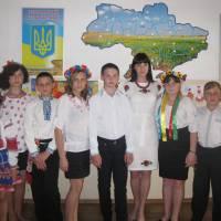 Флешмоб «Вишиванка – єднає Україну»