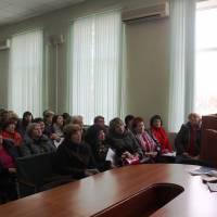 Навчання для членів дільничних виборчих комісій