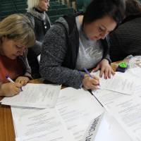 Передача списків виборців (ІІ тур)