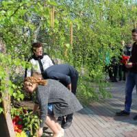 Мітинг-реквієм до Чорнобильської трагедії