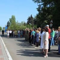 П'ята річниця відновлення Конституційного ладу та державного устрою у Великоновосілківському районі