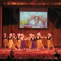 Концерт-вітання «Зі святом весни вас, любі жінки!»