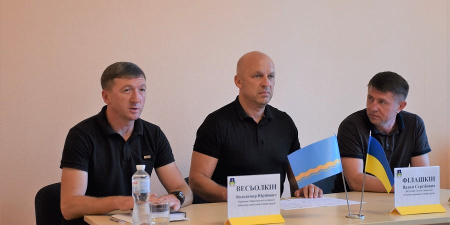 Призначено голову Мирненської селищної військово-цивільної адміністрації