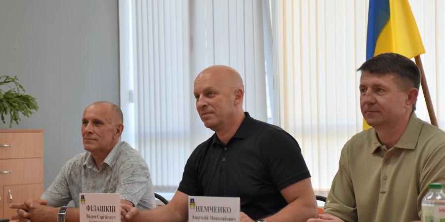 Призначено керівника Ольгинської селищної військово-цивільної адміністрації