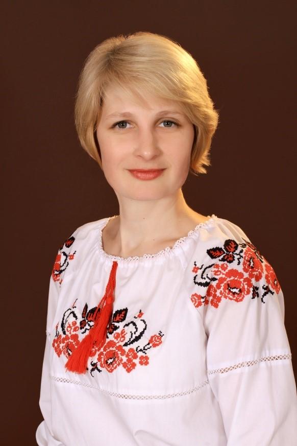 Герасимова Ірина Володимирівна