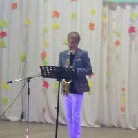 Концерт в Будинку культури до ВСЕСВІТНЬОГО ДНЯ ЛЮДЕЙ ПОХИЛОГО ВІКУ.