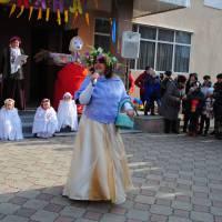Традиционные Масленичные гулянья в Черноморском!