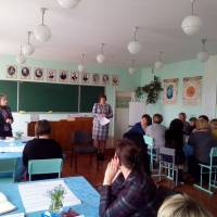 виступ директора на семінарі Залізко І.О.