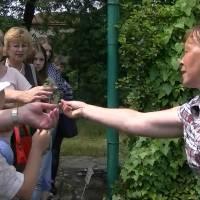 Екскурсія родин загиблих до Дослідної станції лікарських рослин (с. Березоточа)