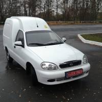 СКП Сяйво отримало новий вантажний LANOS CARGO