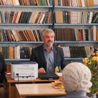 Зустріч з бібліотекарями